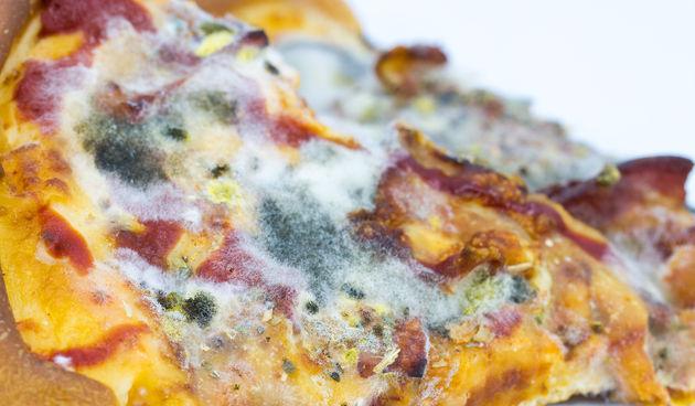 pizza plijesan