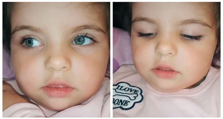Mama iz Srbije uhvatila kćerkicu kako šara po zidu s flomasterom, njezino opravdanje će vas nasmijati do suza