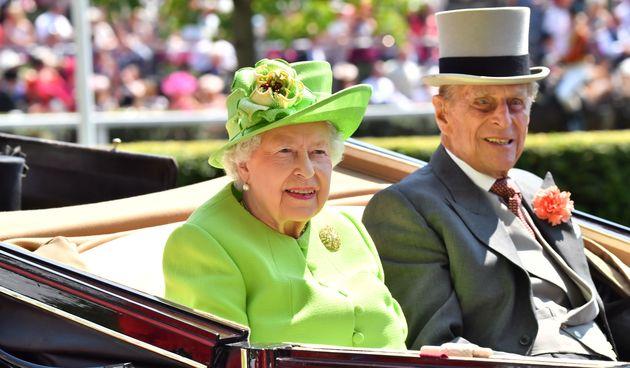 Kraljica Elizabeta i princ Phillip