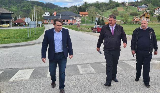 Čačić posjetio Bednju i Vinicu i dao podršku kandidatima Reformista na predstojećim izborima