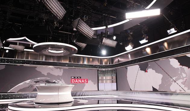 Prvi 'RTL Danas' iz najmodernijeg studija u zemlji
