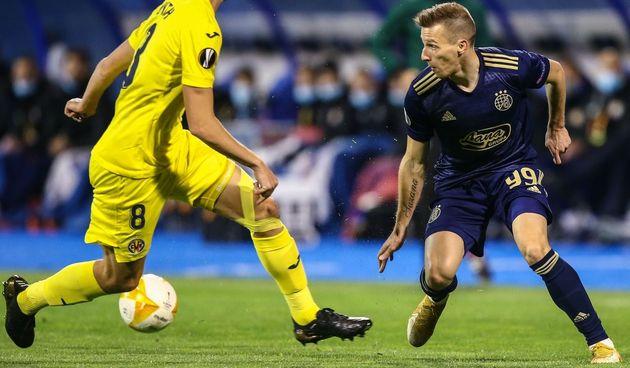 Dinamo - Villarreal