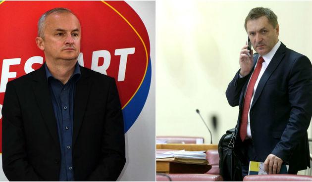 Vinko Grgić i Dražen Barišić