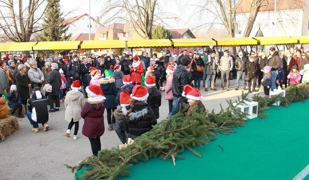 Božićni sajam Mursko Središće