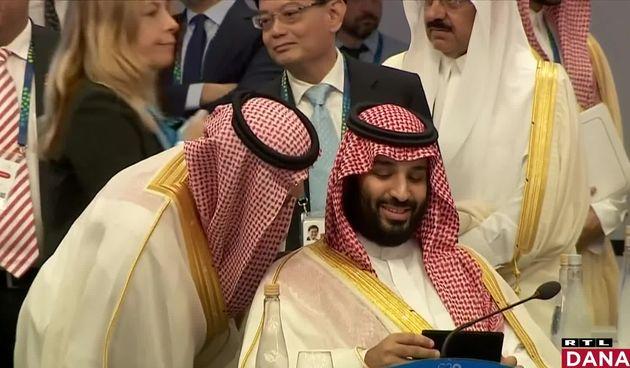 Mohammad Bin Salman Al Saud