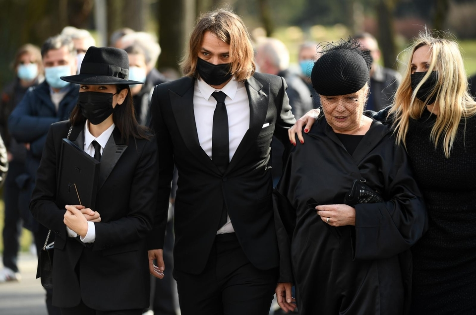 Zlatko 'Cico' Kranjčar je pokopan u Aleji velikana