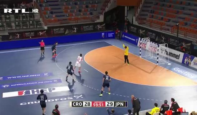 Čupić iz sedmerca izborio tek bod za Hrvatsku (thumbnail)