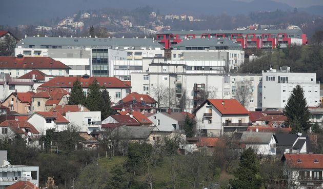 Stanovi, Zagreb