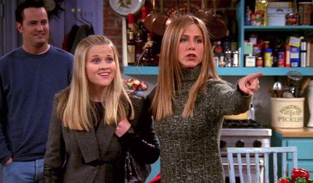 Reese Witherspoon i Jennifer Aniston - 'Prijatelji'