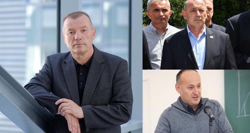 Zajednica branitelja HDZ-a 'Gojko Šušak' brani Medveda: 'Vučemilović se razotkrio za čije političke interese djeluje'