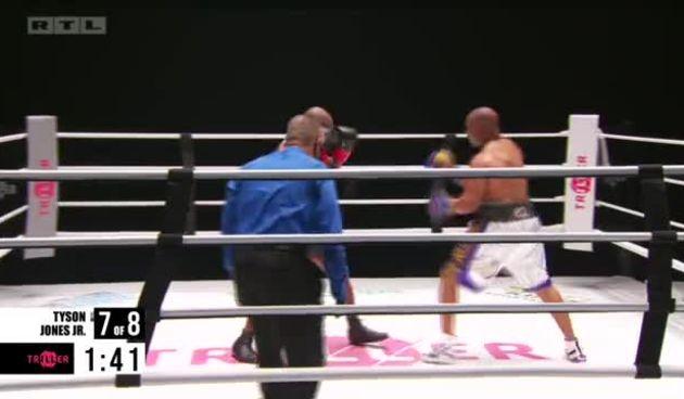 Sjajni potezi Raya Jonesa, pokušao napasti Tysona (thumbnail)