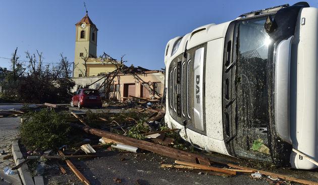 Razoran tornado u Češkoj