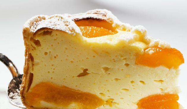 Hrskava pita od marelica i sira