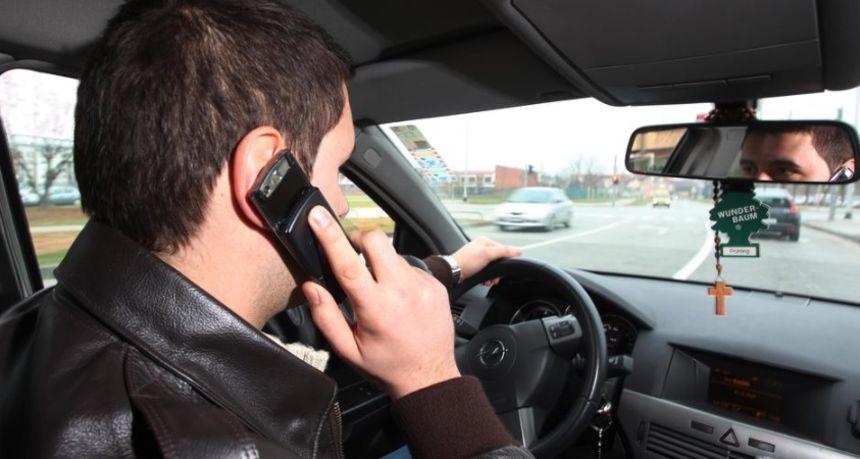 POLICIJSKE AKCIJE Međimurska policija će kontrolirati sve - mobitele, pojaseve, pješake, bicikliste...