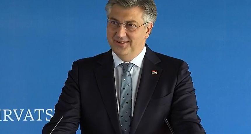 Plenković o rekonstrukciji Vlade: