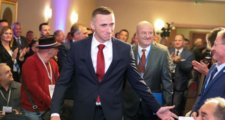 Penava (očekivano) postao novi predsjednik Domovinskog pokreta: Odmah je imao poruku i za bivše stranačke kolege na vlasti
