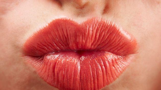 Usne, Ljubljenje