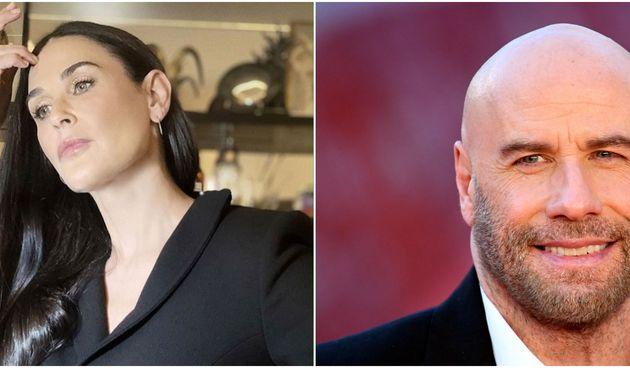Demi Moore & John Travolta