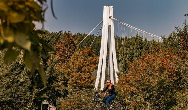 Jesen je stigla i u osječke parkove