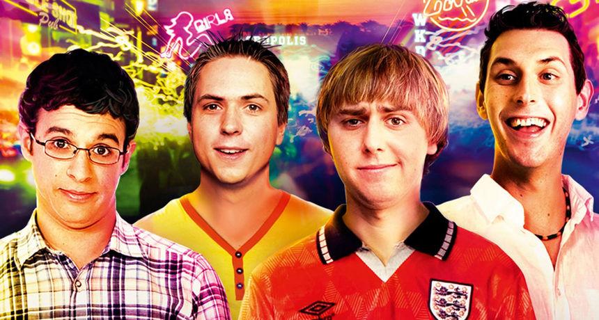 'Engleska pita': Ultimativni muški film britanska je inačica kultne 'Američke pite'