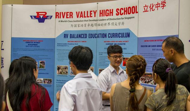 River Valley High School Singapur