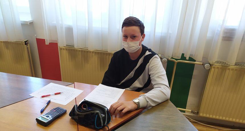 OŠ 'PETAR ZRINSKI' ŠENKOVEC Gabriel Horvat izvrstan na Državnom natjecanju iz kemije