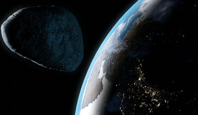 Apophis, asteroid