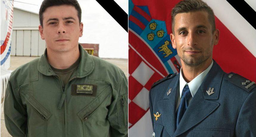 Godinu dana od nesreće u kojoj su život izgubili mladi piloti
