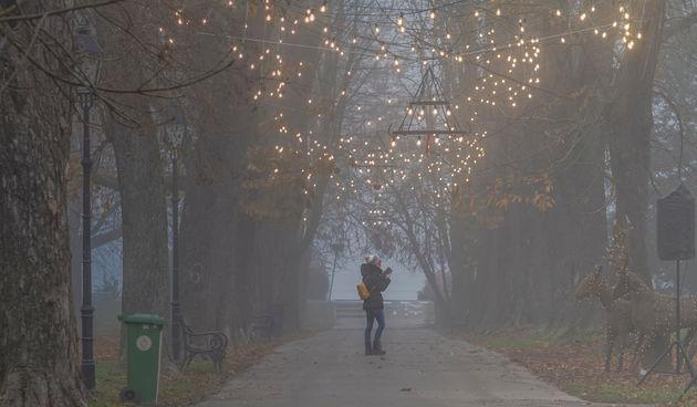 Magloviti prosinac u Osijeku