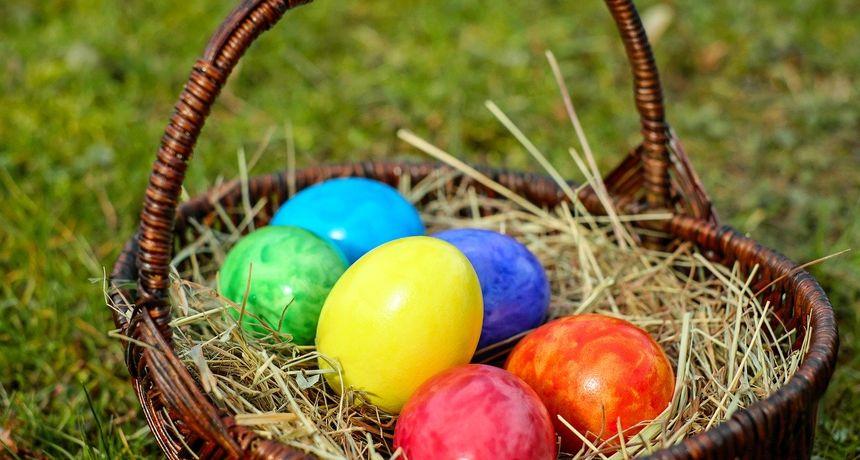 Pet zabavnih uskrsnih aktivnosti koje možete možete raditi s djecom