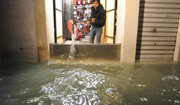 Poplava u Veneciji