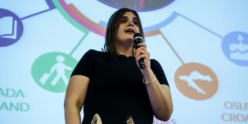 Hrvatska studentica Tajana Mohnacki izabrana za potpredsjednicu Erasmus Student Networka
