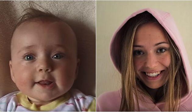 Otac snimao kćer svaki tjedan punih 20 godina i napravio kompilaciju koja će vas ganuti do suza