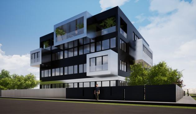 Nova poslovna zgrada Mono Osijek