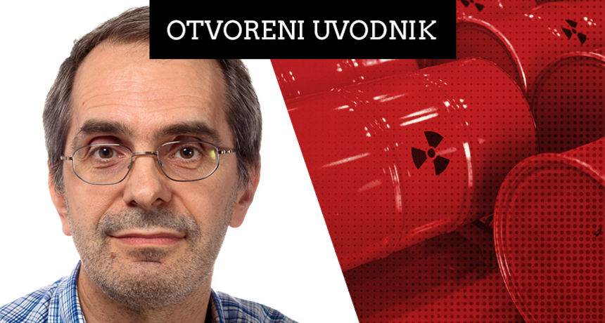 Problem koji to ne bi trebao biti: Profesor s FER-a objašnjava sve što trebate znati o radioaktivnom otpadu u Hrvatskoj