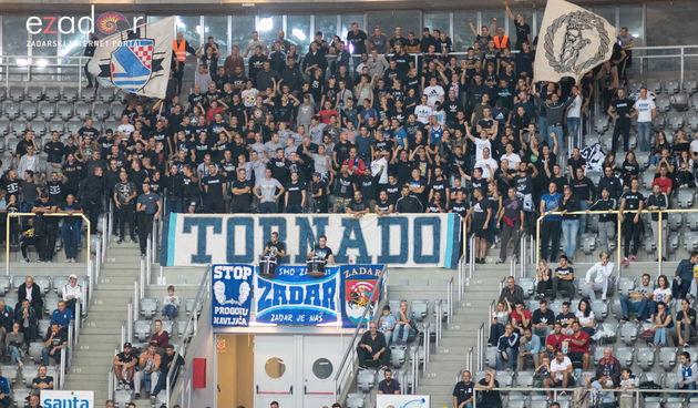 ABA liga, 2. kolo: KK Zadar - KK Cedevita 85-95