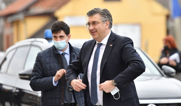 Premijer Andrej Plenković posjetio Međimurje