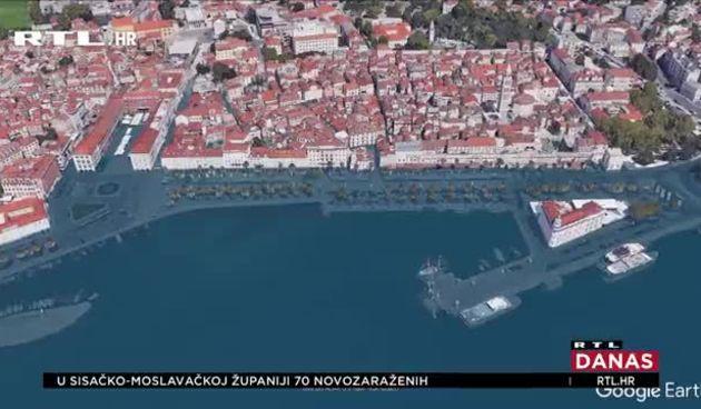 Split, Zadar i Pula pod vodom (thumbnail)