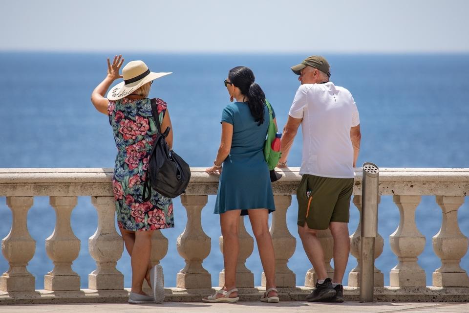Prizori iz Dubrovnika gotovo da podsjećaju na vremena starog normalnog