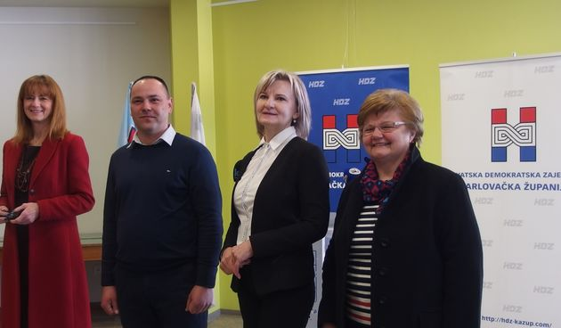 HDZ u Dugoj Resi doživio pravi debakl, Jadranka Golubić dobila triput manje glasova od Boljara