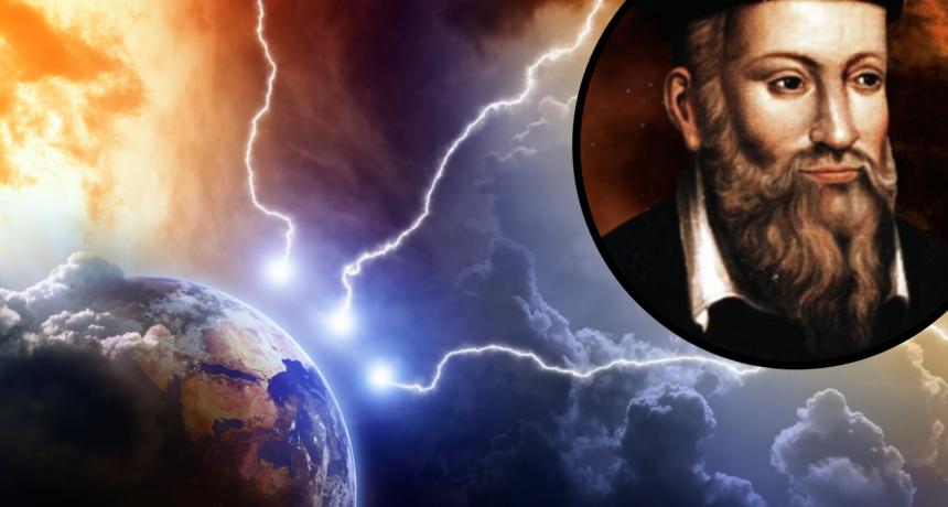 Zaboravite pandemiju, Nostradamus je predvidio megapotrese, veliki rat i 'trećeg antikrista': 'On je već među nama'
