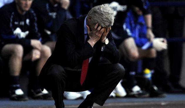 Arsene Wenger, foto: Reuters