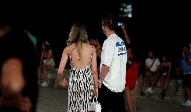 Engleska nogometna zvijezda Jack Grealish prošetala Dubrovnikom sa zanosnom djevojkom (thumbnail)