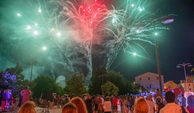 Svečano otvoren GOOD Fest - kazališni festival u Drnišu - koji ovog ljeta postaje nova destinacija hrvatske kulturne scene