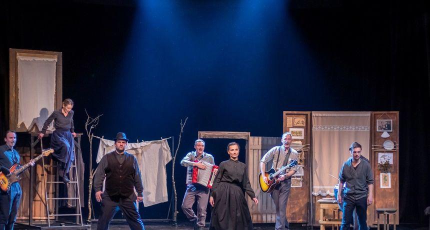 Uz dvije dobre predstave u Zorin domu u teškim pandemijskim uvjetima obilježen tradicionalni Svjetski dan kazališta