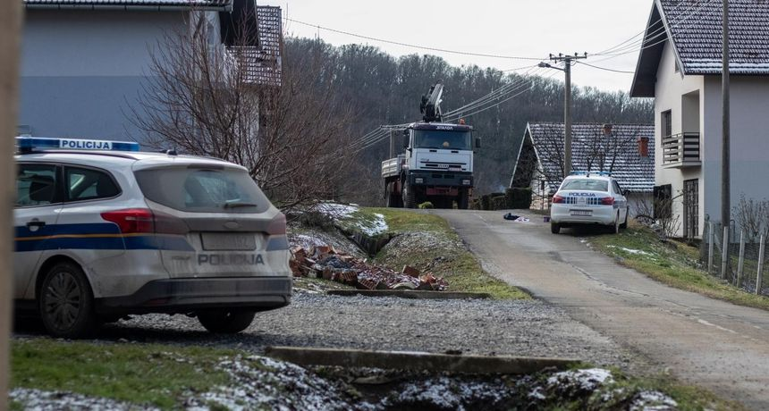Bacio bombu na HEP-ovce, susjeda: 'Bio je teže naravi, no nismo mislili da bi to mogao napraviti'