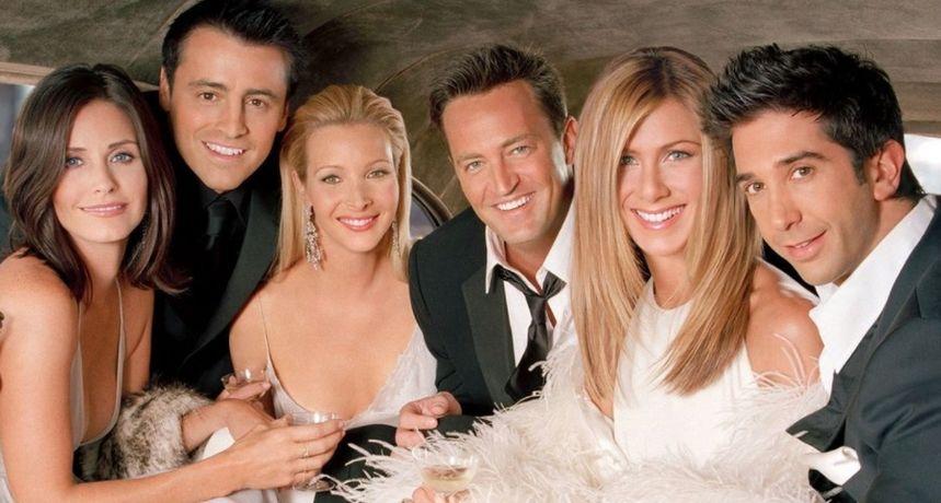 Snimljeni su novi 'Prijatelji'! Bilo je dovoljno par minuta da se Chandlerova nepromišljana objava munjevito proširi internetom