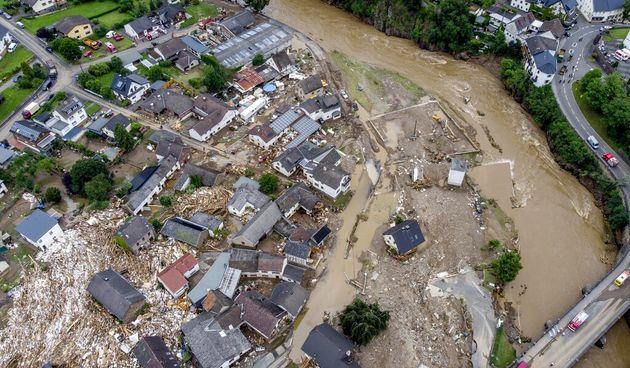 Njemačka poplave