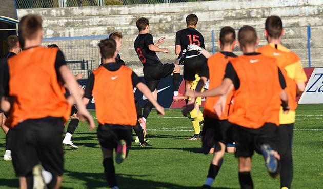 Hrvatska U15 reprezentacija u Karlovcu osvojila međunarodni turnir pobjedom nad Rusijom boljim izvođenjem jedanaesteraca