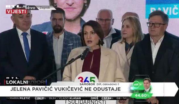Jelena Pavičić Vukičević: 'Zadovoljni smo učinjenim!' (thumbnail)